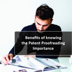 Patent Proofreading Importance