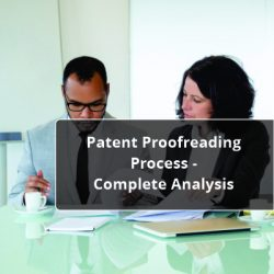 Patent Proofreading Process