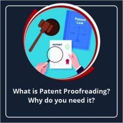 What is Patent Proofreading
